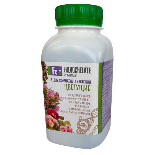 Фульвохелат Для цветущих 48% фульвокислот 0.25л