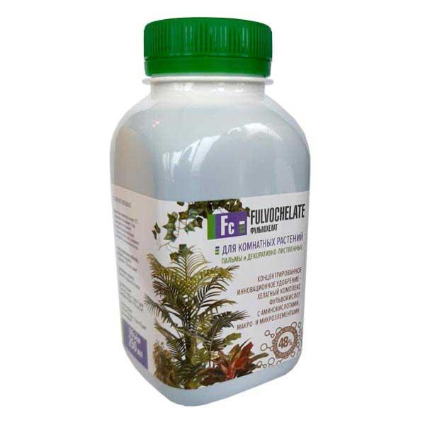 Фульвохелат Для декоративно-лиственных 48% фульвокислот 0.25л