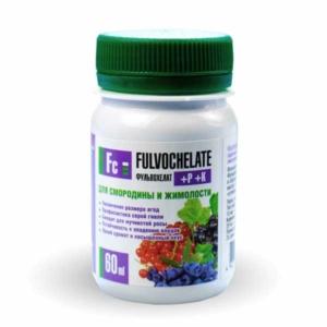 Фульвохелат +Р +К для смородины и жимолости 60мл